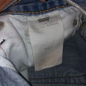 Levi's Jeans - ***VINTAGE*** Levi's 505 light wash denim 30x30